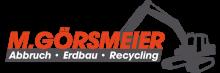 M Görsmeier Abbruch Erdbau Recycling